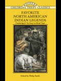 Favorite North American Indian Legends (Dover Children's Thrift Classics)
