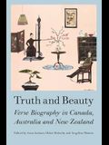Truth and Beauty: Verse Biography in Canada, Austrlia and New Zealand