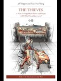 The Thieves: A Story in Simplified Chinese and Pinyin, 1800 Word Vocabulary Level