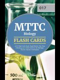 MTTC Biology (017) Flash Cards Book 2019-2020: Rapid Review Test Prep Including 350+ Flashcards for the Michigan Test for Teacher Certification
