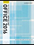 Illustrated Microsoft Office 365 & Office 2016: Introductory, Loose-Leaf Version