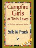 Campfire Girls at Twin Lakes