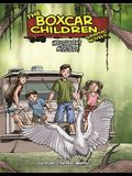 Houseboat Mystery (The Boxcar Children Graphic Novels)