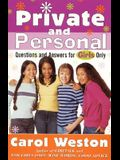 Private and Personal
