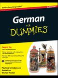 German for Dummies [With CD (Audio)]