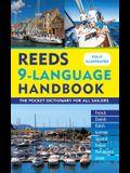 Reeds 9-Language Handbook: The Pocket Dictionary for All Sailors
