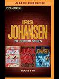 Iris Johansen - Eve Duncan Series: Books 8-10: Quicksand, Blood Game, Eight Days to Live