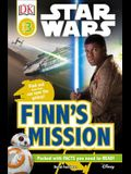 DK Readers L3: Star Wars: Finn's Mission: Find Out How Finn Can Save the Galaxy!