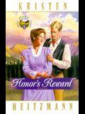 Honor's Reward (Rocky Mountain Legacy #5) (No 5)