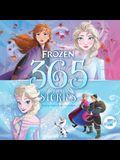 365 Frozen Stories Lib/E