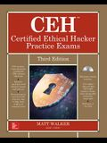CEH Certified Ethical Hacker Practice Exams,