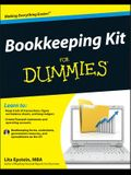 Bookkeeping Kit for Dummies [With CDROM]