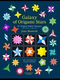 Galaxy of Origami Stars: 37 Original Stellar Designs