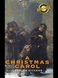 A Christmas Carol (Deluxe Library Binding) (Illustrated)