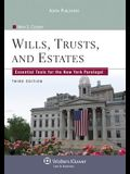 Wills, Trusts, and Estates: Essential Tools for the New York Paralegal