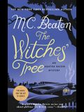 The Witches' Tree: An Agatha Raisin Mystery