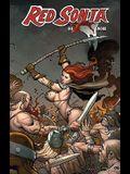 Red Sonja: She Devil with a Sword Volume 3