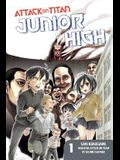 Attack on Titan: Junior High, Volume 1