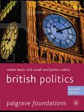 British Politics (Palgrave Foundations Series)