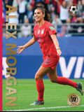 Alex Morgan: Second Edition