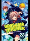 Oresama Teacher, Vol. 23, 23