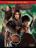 The Chronicles of Narnia: Prince Caspian: The Reusable Sticker Book