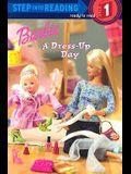 Barbie: A Dress-Up Day (Barbie) (Step into Reading)