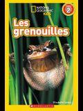 National Geographic Kids: Les Grenouilles (Niveau 2)