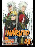 Naruto, V48 [With Cards]
