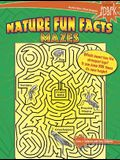 Spark Nature Fun Facts Mazes