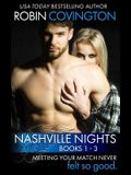 Nashville Nights Collection: A Sexy Romance Trilogy