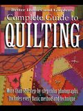 Complete Guide to Quilting (Better Homes and Gardens)