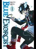 Blue Exorcist, Volume 1