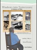 Windows Into Yesteryears: A History of Pîstrians, Pîstres, Pîtres & Pitre