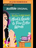 Heidi's Guide to Four Letter Words