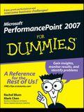 Microsoft Performancepoint 2007 for Dummies