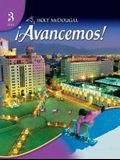 ¡avancemos!: Student Edition Level 3 2010