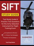 Sift Study Guide: Test Study Guide & Practice Test Questions for the Army Selection Instrument for Flight Training Exam