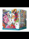 Pokémon Adventures Diamond & Pearl / Platinum Box Set [With Poster]
