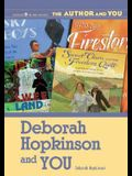 Deborah Hopkinson and YOU