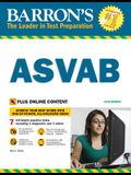 Barron's ASVAB with Online Tests