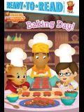 Baking Day!: Ready-To-Read Pre-Level 1