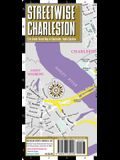 Streetwise Charleston Map - Laminated City Center Street Map of Charleston, South Carolina