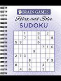 Brain Games Relax N Solve Sudoku Puzzles