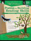 Poems for Building Reading Skills Level 5: Poems for Building Reading Skills [With CDROM and CD (Audio)]