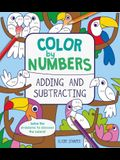 Color by Numbers: Adding and Subtracting