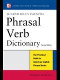 Essential Phrasal Verb Dictionary