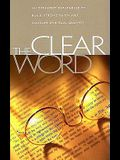 Clear Word Bible-OE