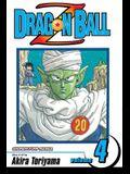 Dragon Ball Z, Vol. 4, Volume 4: Goku vs. Vegeta