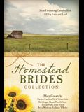 Homestead Brides Collection:  9 Pioneering Couples Risk All for Love and Land